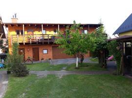 Pokoje U Anny i Łukasza, family hotel in Swornegacie
