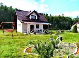Kaszubska Dolina Pięciu Stawów, holiday rental in Wiele