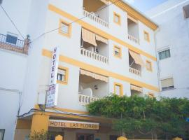 Hotel Las Flores, отель в городе Толокс
