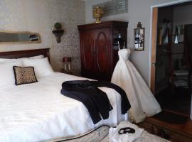 The guest house at the regina house tea room, ski resort in Moosic