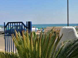 MONOLOCALE TIRRENO SEA VIEW, apartment in Formia