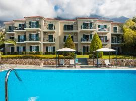 Antonia Hotel, hotel near Sinks, Vlachata