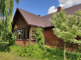 W Starym Sadzie, homestay in Białowieża
