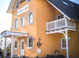 Hotel Sonnenklahr, viešbutis mieste Göhren