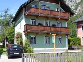 Gingin- rooms, hotel in Hallstatt