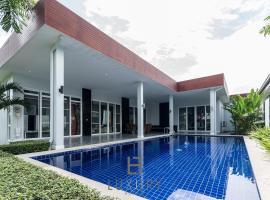 4 Bedroom Resort Pool Villa - G208 ค็อทเทจในหัวหิน
