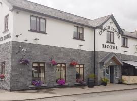 Coach House Hotel Sligo, hotel in Ballymote