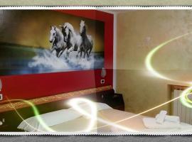 Hotel Rosa Serenella, hotel in Bardonecchia