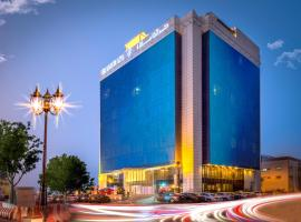 Grand Plaza Gulf Hotel, hotel in Riyadh