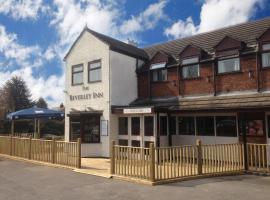 Beverley Inn & Hotel, hotel near Doncaster Sheffield Airport - DSA, Edenthorpe
