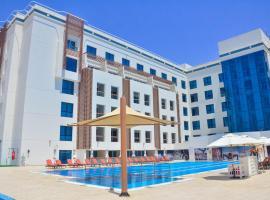 Hili Rayhaan by Rotana, hotel in Al Ain