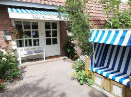 Hotel Friesenhuus, Hotel in Greetsiel