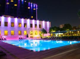 Erbil International Hotel, hotel in Erbil