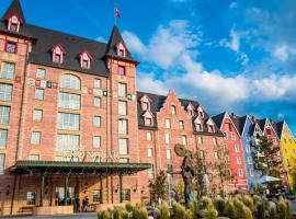 4-Sterne Superior Erlebnishotel Krønasår, Europa-Park Freizeitpark & Erlebnis-Resort, hotel in Rust