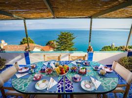 Domus Indomita, family hotel in Agropoli