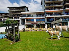 Eurotel Victoria, hotel in Villars-sur-Ollon