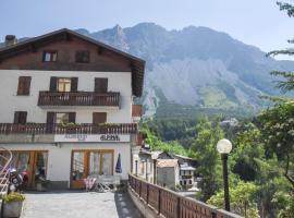 Albergo - B&B Alpina, hotel v destinaci Premadio