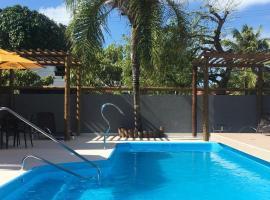 Pousada Aconchego, accessible hotel in Praia do Frances
