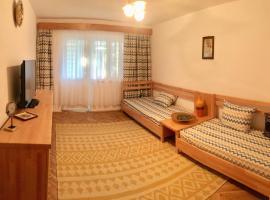 Apartament, hotel din Băile Olăneşti
