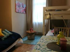 Chojnice - mieszkanie w kamienicy, apartment in Chojnice