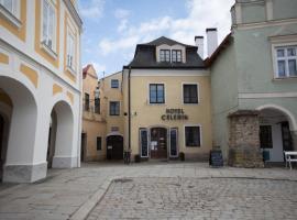 Hotel Celerin, hotel v destinaci Telč