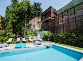 Le Stanze del Lago Suites & Pool, B&B in Como