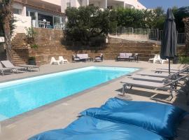 Hotel La Voile, hôtel à Bormes-les-Mimosas près de: La Favière