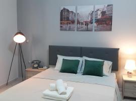 Traveller's Nest, apartment in Xanthi