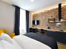 Imperial Apartments by First Choice, apartment in Zagreb