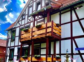 Ferienwohnung-Willgeroth, hotel in Ilsenburg