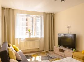 SecondHouse Apartment Govorovo, hotel near Museum of Traditional Russian Beverages Ochakovo, Moscow