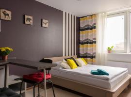 SecondHouse Lovely Studio Apartment, hotel near Solntsevo Metro Station, Moscow
