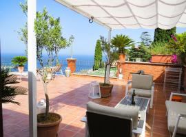 Villa Athèna, apartment in Taormina