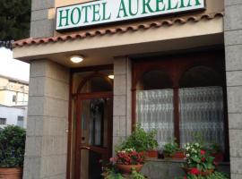 Hotel Aurelia, hotell i Tarquinia