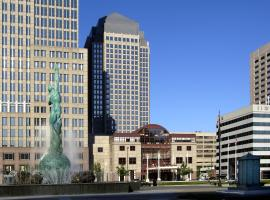 Cleveland Marriott Downtown at Key Tower, hotel in Cleveland