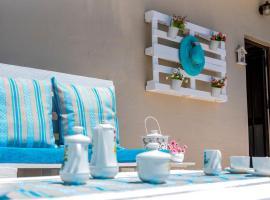 Seaside home, pet-friendly hotel in Rethymno Town
