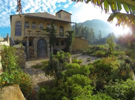 IntiRumi Inn, pet-friendly hotel in Caraz