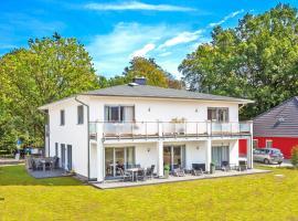 Villen am See - Villa Kaja Whg Achterland, hotel near Baltic Hills Golf Usedom, Korswandt