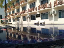 馬來西亞關丹斯里酒店,關丹的飯店