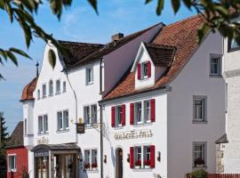 TOP Hotel Goldenes Fass, hotel in Rothenburg ob der Tauber