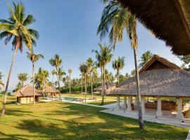 Villa Sepoi Sepoi, hotel in Tanjung