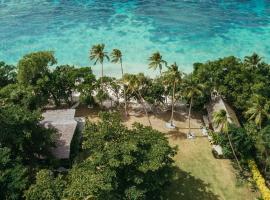 Whispering Palms - Absolute Beachfront Villas
