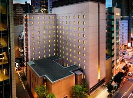 RIHGA PLACE HIGOBASHI, hotel in Osaka