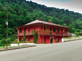 Ariana Family Hotel, hotel in Dilijan