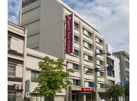 Hyper-inn Takamatsu Ekimae, отель в Такамацу