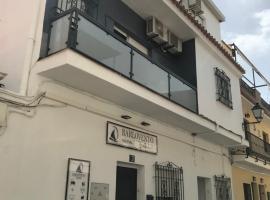 Pensión Barlovento, hotel in Málaga