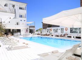 Hotel Zhero – hotel w pobliżu miejsca Plaża Cala Major w mieście Cas Catala