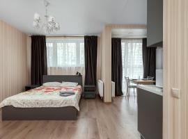 BestFlat24 Рождественская 2, self catering accommodation in Mytishchi