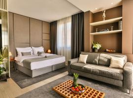 Avanti Hotel & Spa, отель в Будве