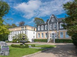 Park Villa, boutique hotel in Wuppertal